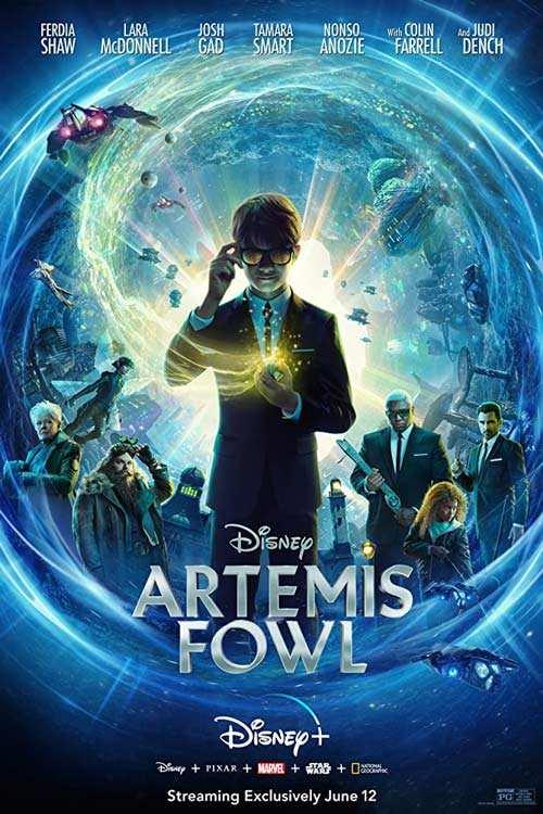 دانلود فیلم Artemis Fowl 2020 با لینک مستقیم  دانلود فیلم جدید