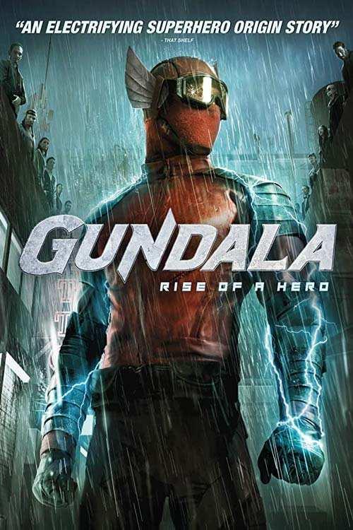 دانلود فیلم Gundala 2019 با لینک مستقیم  دانلود فیلم جدید