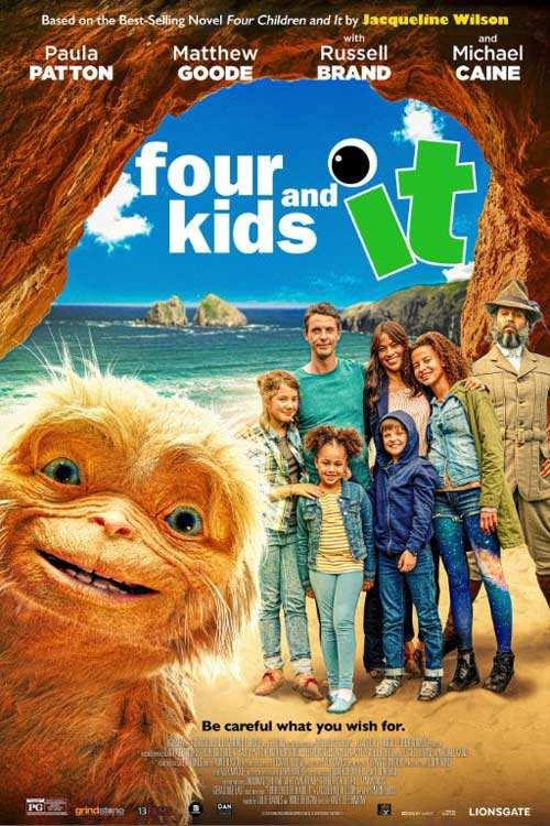 دانلود فیلم Four Kids and It 2020 با لینک مستقیم |دانلود فیلم جدید