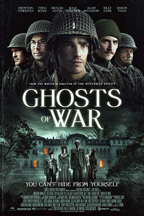 دانلود فیلم Ghosts of War 2020 با لینک مستقیم  دانلود فیلم جدید