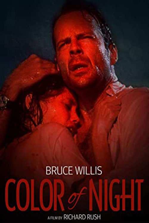 دانلود فیلم Color of Night 1994 با لینک مستقیم |دانلود فیلم جدید
