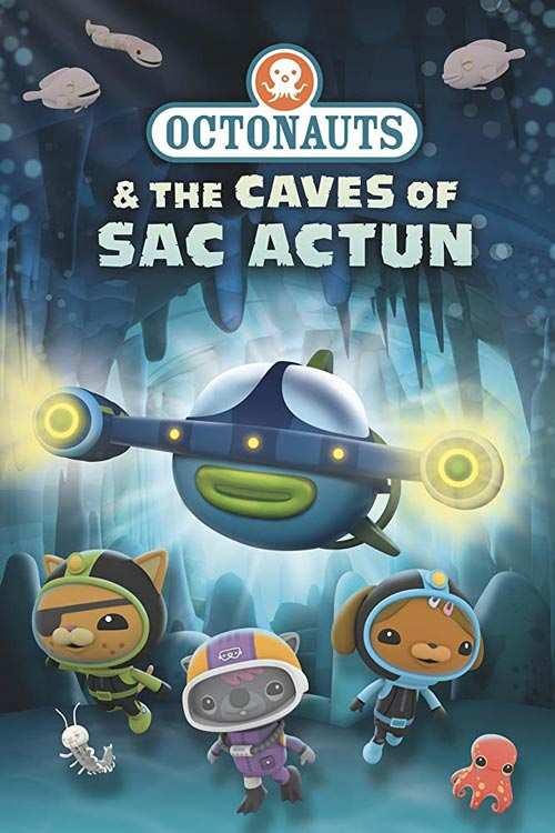 دانلود انیمیشن Octonauts and the Caves of Sac Actun 2020 با لینک مستقیم