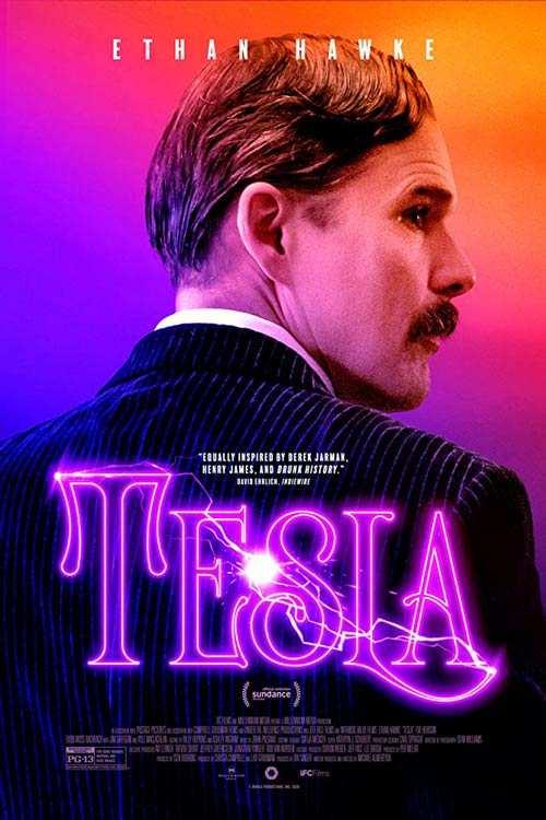 دانلود فیلم Tesla 2020 با لینک مستقیم |دانلود فیلم جدید
