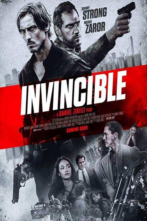 دانلود فیلم Invincible 2020 با لینک مستقیم |دانلود فیلم جدید