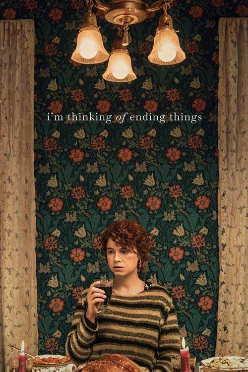 دانلود فیلم I'm Thinking of Ending Things 2020 با لینک مستقیم  دانلود فیلم جدید