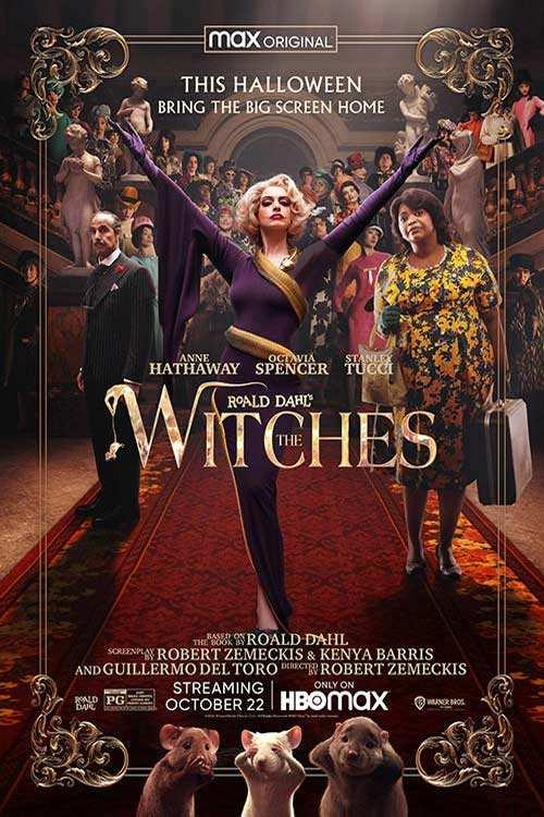 دانلود فیلم The Witches 2020 با لینک مستقیم |دانلود فیلم جدید