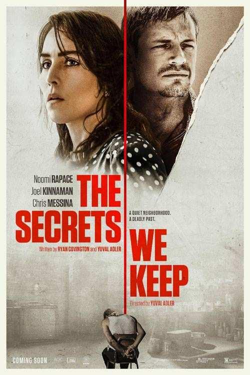دانلود فیلم The Secrets We Keep 2020 با لینک مستقیم |دانلود فیلم جدید