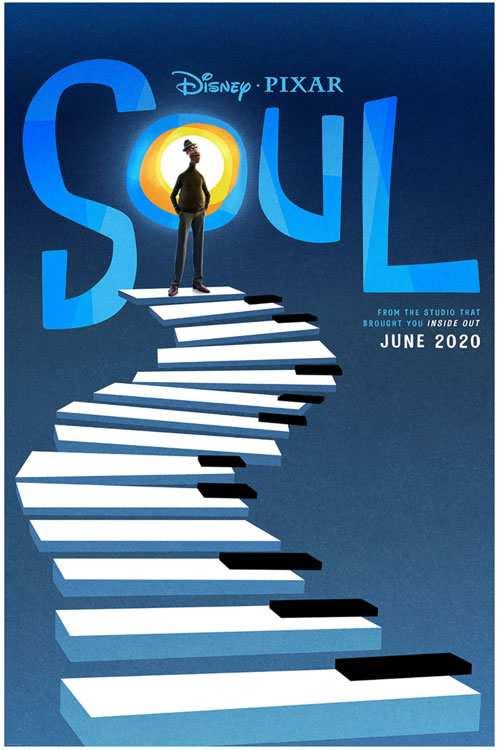 دانلود انیمیشن Soul 2020 با دوبله فارسی