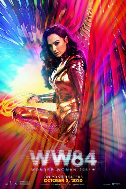 دانلود فیلم Wonder Woman 1984 2020 با دوبله فارسی