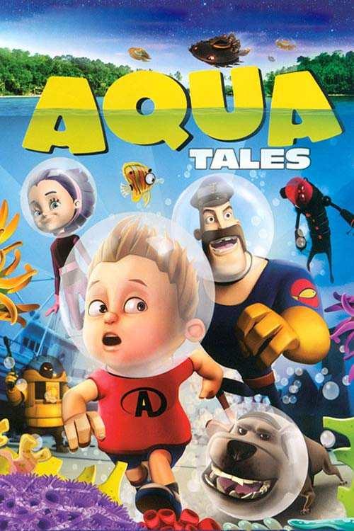 دانلود انیمیشن AquaTales 2012 با دوبله فارسی