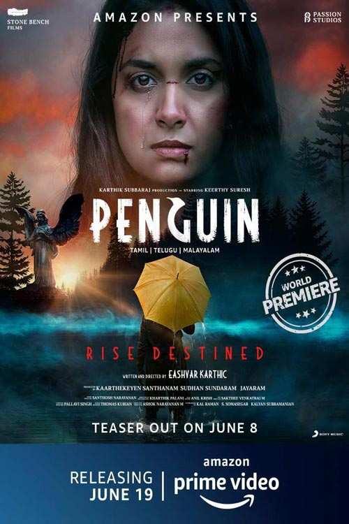 دانلود فیلم Penguin 2020 با دوبله فارسی